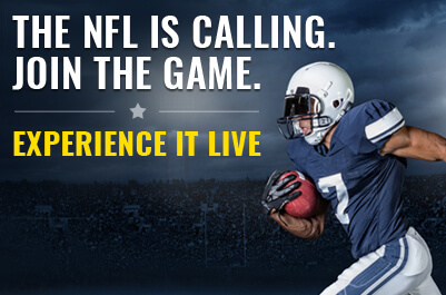 The NFL is Calling