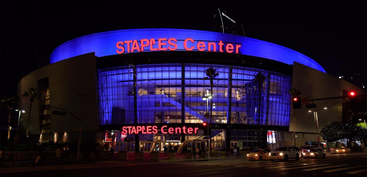 Los Angeles Sports Teams & Venues