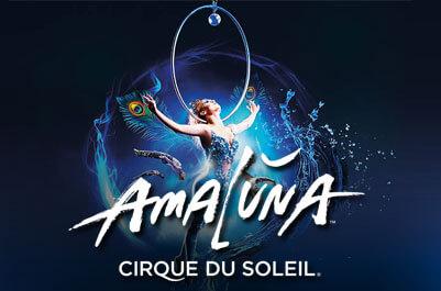 Cirque Du Soleil Amaluna Tickets