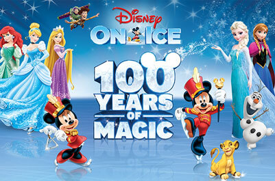 Disney On Ice 100 Years Of Magic Winnipeg Tickets Bell