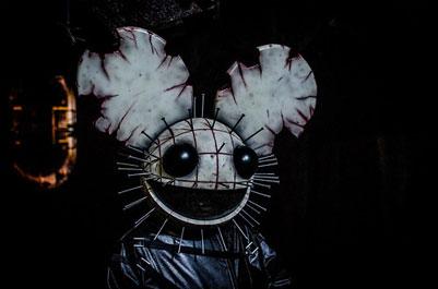 Deadmau5 Plots an Epic U.S. Cube v3 Tour Dates 2019 - 2020