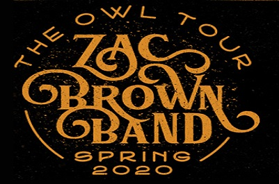 Zac Brown Band Extended The Owl Tour Into 2020