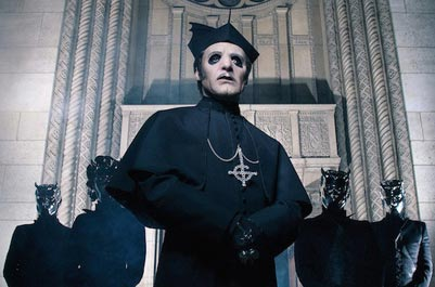 Ghost Announces 2019 'Ultimate Tour Named Death' across North America