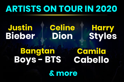 The Top 25 Concert Tours Predictions In 2020 You Can't Afford To Miss