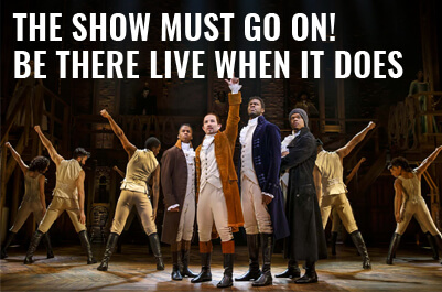 Hamilton is coming to la don't miss it